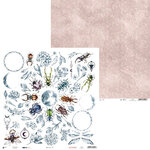 P13 - New Moon Collection - 12 x 12 Double Sided Paper - 07