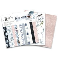 P13 - New Moon Collection - 6 x 6 Paper Pad