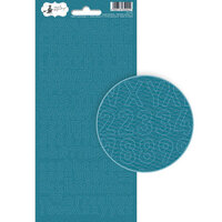 P13 - Happy Birthday Collection - Cardstock Alphabet Stickers - One