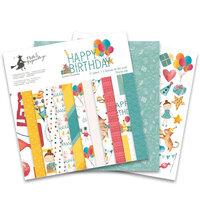 P13 - Happy Birthday Collection - 12 x 12 Paper Pad