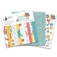 P13 - Happy Birthday Collection - 6 x 6 Paper Pad