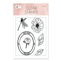 P13 - Lucidity Collection - Clear Photopolymer Stamps