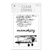 P13 - When We First Met Collection - Clear Photopolymer Stamp Set