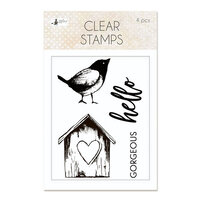 P13 - Awakening Collection - Clear Photopolymer Stamps