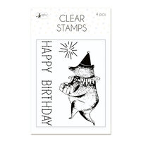 P13 - Happy Birthday Collection - Clear Photopolymer Stamps