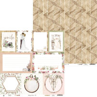 P13 - Always and Forever Collection - 12 x 12 Double Sided Paper - 05