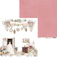 P13 - Always and Forever Collection - 12 x 12 Double Sided Paper - 06