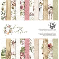 P13 - Always and Forever Collection - 12 x 12 Paper Pad
