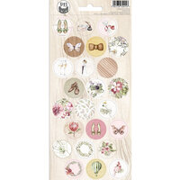 P13 - Always and Forever Collection - Cardstock Stickers - Sheet 03