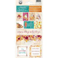 P13 - The Four Seasons Collection - Sticker Sheet - Autumn 02