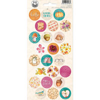 P13 - The Four Seasons Collection - Sticker Sheet - Autumn 03