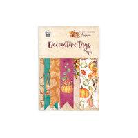 P13 - The Four Seasons Collection - Tag Set - Autumn 03