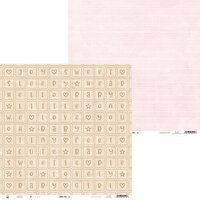 P13 - Baby Joy Collection - 12 x 12 Double Sided Paper - 01