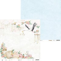 P13 - Baby Joy Collection - 12 x 12 Double Sided Paper - 02
