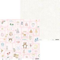 P13 - Baby Joy Collection - 12 x 12 Double Sided Paper - 03