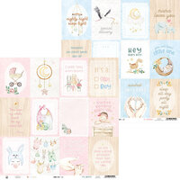 P13 - Baby Joy Collection - 12 x 12 Double Sided Paper - 05