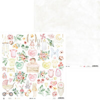 P13 - Baby Joy Collection - 12 x 12 Double Sided Paper - 07a
