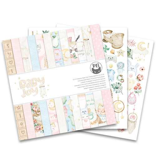 P13 - Baby Joy Collection - 12 x 12 Paper Pad