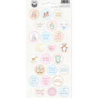 P13 - Baby Joy Collection - Cardstock Sticker Sheet - Three