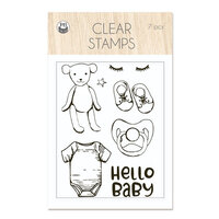 P13 - Baby Joy Collection - Clear Photopolymer Stamps