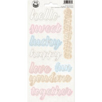 P13 - Baby Joy Collection - Phrase Stickers Sheet - One