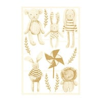 P13 - Baby Joy Collection - Chipboard Embellishments - Set 02