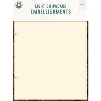 P13 - Chipboard Embellishments - Door - Refill Pack