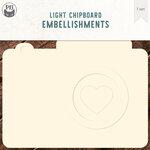 P13 - Chipboard Embellishments - Photo