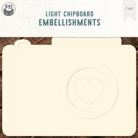 P13 - Chipboard Embellishments - Photo