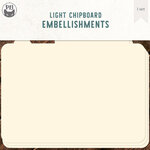 P13 - Chipboard Embellishments - Photo - Refill Pack