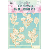 P13 - Springtime Collection - Chipboard Embellishments - Springtime 1