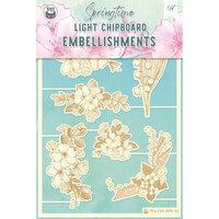 P13 - Springtime Collection - Chipboard Embellishments - Springtime 2