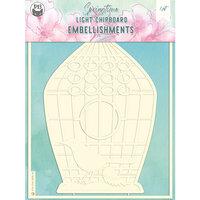 P13 - Springtime Collection - Chipboard Deco Base - Springtime 10