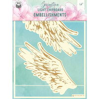 P13 - Springtime Collection - Chipboard Embellishments - Springtime 12