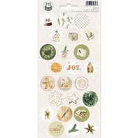 P13 - Cosy Winter Collection - Cardstock Stickers - Sheet 03