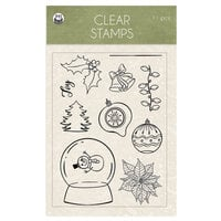 P13 - Cosy Winter Collection - Clear Photopolymer Stamps