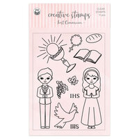 P13 - First Holy Communion Collection - Clear Photopolymer Stamps