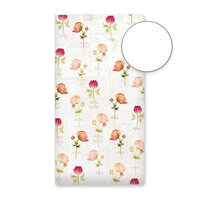 P13 - Planners Collection - Dot Journal - Flower Wall