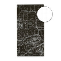 P13 - Planners Collection - Dot Journal - Map