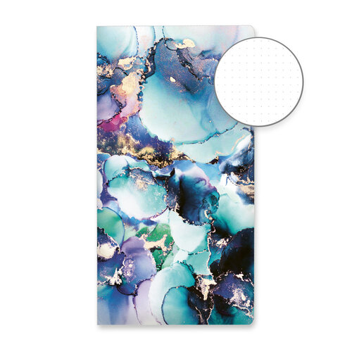 P13 - Planners Collection - Dot Journal - Marble