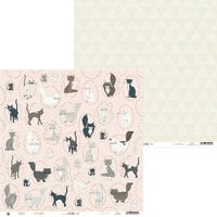 P13 - We Are Family Collection - 12 x 12 Double Sided Paper - 02