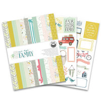 P13 - We Are Family Collection - 6 x 8 Paper Pad