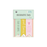P13 - We Are Family Collection - Embellishments - Tags Set - Two