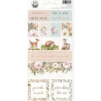 P13 - Forest Tea Party Collection - Sticker Sheet Number Two