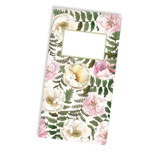 P13 - Forest Tea Party Collection - Travel Journal
