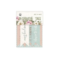 P13 - Forest Tea Party Collection - Embellishments - Tag Set Number Two