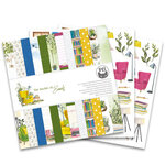 P13 - The Garden of Books Collection - 12 x 12 Paper Pad
