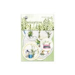 P13 - The Garden of Books Collection - Tag Set 01