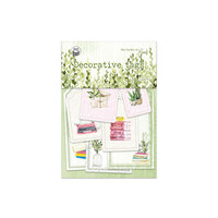 P13 - The Garden of Books Collection - Tag Set 03