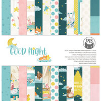 P13 - Good Night Collection - 12 x 12 Paper Pad